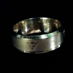 Superman Ring size 12